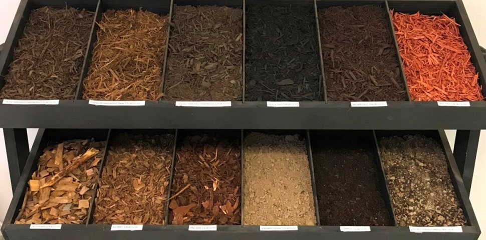 Mulch Samples