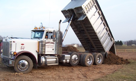 Mulch Delivery MD